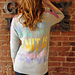 """""""All You Knit Is Love"""" Heart-Gyle Sweater pattern"""