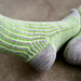 Brioche Toe Up Socks pattern