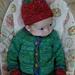 Strawberry Hat & Mitts pattern