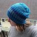 Foggy Noggin Hat pattern
