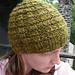 Close Knit Waffle Hat pattern