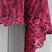 Shoalmates Shawl pattern