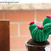 Cactus Amigurumi free pattern pattern