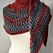 Melodeon shawl pattern