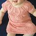 Eli Baby Dress pattern