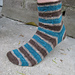 Friendship Socks pattern
