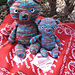 Teddy the Picnic Bear pattern