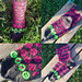 Button Up Socks pattern