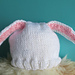 Bunny Ponytail Hat pattern