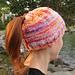 Quick & Soft Ponytail Hat pattern