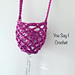 Wine Glass Holder pattern
