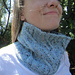 Snow Swept Cowl pattern