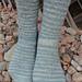 Last Valkyrie Socks pattern