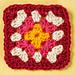 Granny Square Club: Basic square pattern