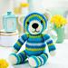 Walter bear pattern