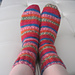 64 Stitch Sock Recipe pattern