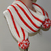 Candy Cane Combo - Scarf pattern