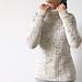 Komorebi Sweater pattern