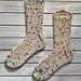 Mount Airy Socks pattern