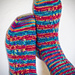 Cheeky Cables Socks pattern