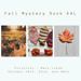Fall Mystery Sock KAL pattern