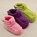 Seamless Baby Sandals pattern