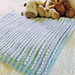 Bobble Blanket pattern