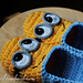 Minion Slippers pattern