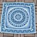 Dandelion Border - Overlay Crochet pattern