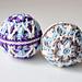 Winter Pastels Ball - Overlay Crochet pattern