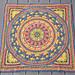Sunny Border - overlay crochet pattern