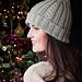 Muasdale hat pattern