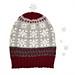 Frosty Snowflake Hat pattern