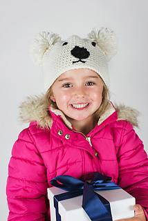 Blizzard Bear Hat