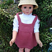 Pinafore and Hat pattern