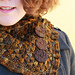 Cocoa Wafer Cowl pattern