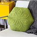 Hexagon Flower Pillow pattern