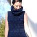 Tweed Vest pattern