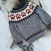 Villmarksgenseren (The Wilderness Sweater) pattern
