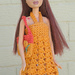 Barbie's sundress and bag pattern