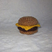 Mini Cheeseburger Cat Toy pattern