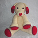 Sweetheart the Valentine's Day Puppy pattern