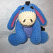 Sweet Little Eeyore pattern