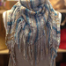 Bella Lino Fringed Scarf pattern