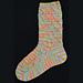 Sock Box No. 1 pattern