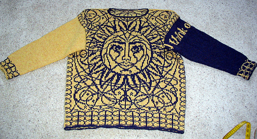 The Sun Side of the Sweater
