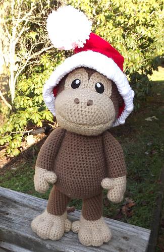 amigurumi crochet baby monkey | Amigurumi häkeln, Häkeln spielzeug ... | 500x325