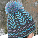 Stained Glass Hat pattern