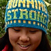 Running Strong Hat pattern