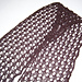 Tao Silk and Parisienne Scarf pattern